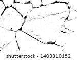 stone surface  vector texture ... | Shutterstock .eps vector #1403310152
