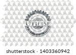 utilise grey emblem with...