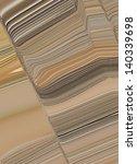 abstract beige lines design... | Shutterstock . vector #140339698