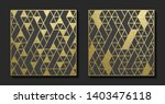 gold texture. abstract gold... | Shutterstock .eps vector #1403476118