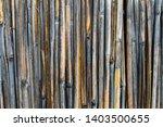 Dried yellowish straws surface background