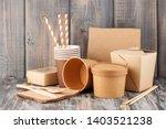 Eco Craft Paper Tableware....