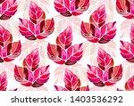 seamless watercolor pattern...   Shutterstock . vector #1403536292