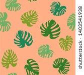 seamless botanical pattern from ...   Shutterstock .eps vector #1403541938