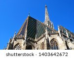the st. stephen's cathedral in... | Shutterstock . vector #1403642672