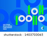 hackathon  software development ... | Shutterstock .eps vector #1403703065