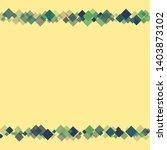 rhombus ornate minimal... | Shutterstock .eps vector #1403873102