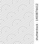 vector seamless texture. modern ... | Shutterstock .eps vector #1403876612