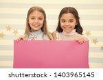 school announcement for kids.... | Shutterstock . vector #1403965145