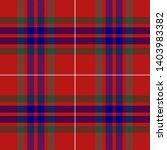 tartan plaid. scottish pattern... | Shutterstock .eps vector #1403983382