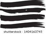 grunge paint roller . vector... | Shutterstock .eps vector #1404163745