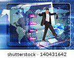 internet website network.e... | Shutterstock . vector #140431642