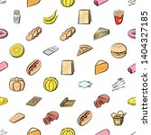food images. background for... | Shutterstock .eps vector #1404327185