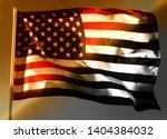 american flag.  war and disease ...   Shutterstock . vector #1404384032