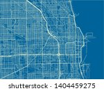 blue and white vector city map... | Shutterstock .eps vector #1404459275