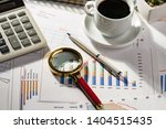 accounting. items for doing...   Shutterstock . vector #1404515435