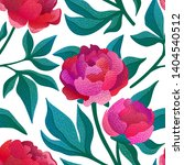 embroidered seamless floral...   Shutterstock .eps vector #1404540512