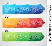 business background.... | Shutterstock .eps vector #140454226