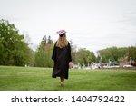 portrait of college graduate in ...   Shutterstock . vector #1404792422