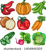 beautiful vector illustration... | Shutterstock .eps vector #1404840305