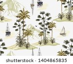 beautiful botanical vector... | Shutterstock .eps vector #1404865835
