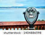 Tower Viewer With Shore View On ...