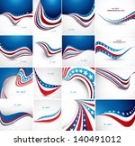 4th july american independence... | Shutterstock .eps vector #140491012
