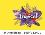 illustration of summer time...   Shutterstock .eps vector #1404913472