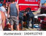 ft lauderdale  florida   may 4  ...   Shutterstock . vector #1404913745