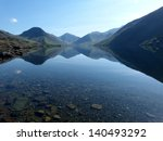 Wasdale Head From Wast Water ...