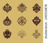 different style design elements | Shutterstock . vector #140510878