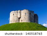 Famous Clifford Tower On A...