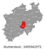 maerkischer kreis county red... | Shutterstock . vector #1405361972