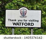 Watford  Hertfordshire  Englan...