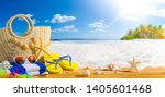 Summer Holiday Banner Concept ...