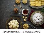 cookies for celebration of el... | Shutterstock . vector #1405872992
