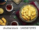 cookies for celebration of el... | Shutterstock . vector #1405872995