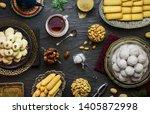cookies for celebration of el... | Shutterstock . vector #1405872998