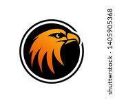 modern eagle logo vector design   Shutterstock .eps vector #1405905368