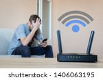 Wifi Router With Low Signal....