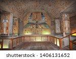 luxor  egypt   28 feb 2017....   Shutterstock . vector #1406131652