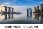 Singapore Reflection Of...
