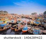 mumbai  maharashtra  india... | Shutterstock . vector #1406289422