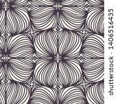 seamless vector pattern. modern ... | Shutterstock .eps vector #1406516435