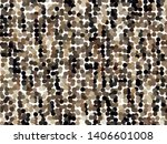 abstract vintage retro colorful ... | Shutterstock . vector #1406601008