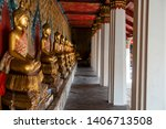 Buddha Statue At Wat Arun In...