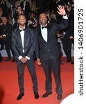 Small photo of CANNES, FRANCE. May 24, 2019: Chris Tucker & Destin Christopher Tucker at the Hommage to Sylvester Stallone at the Festival de Cannes. Picture: Paul Smith / Featureflash