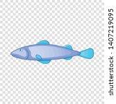 Stock vector herring fish icon cartoon illustration of herring fish vector icon for web 1407219095