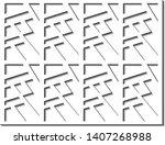 vector of simple background... | Shutterstock .eps vector #1407268988
