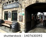 Small photo of 16th May 2019, Dublin, Ireland. The Brazen Head in Lower Bridge St, The Liberties, Dublin, the oldest pub in Dublin.